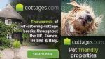 Book Self-Catering Cottages with Cottages.com